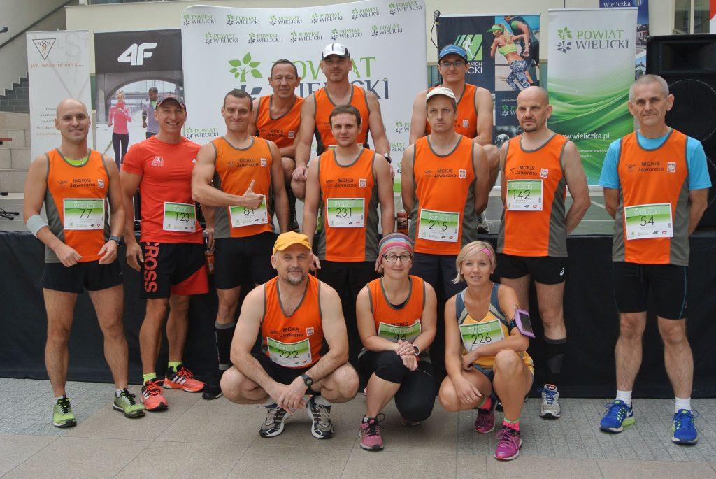4F Półmaraton Wielicki