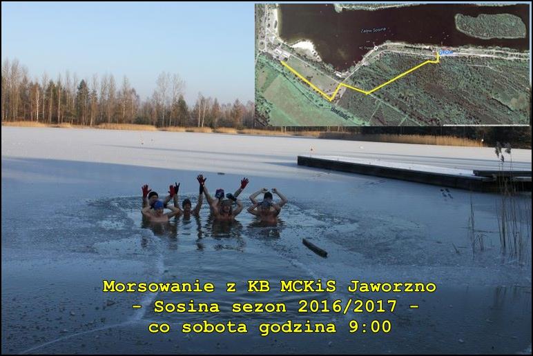 Morsowanie - Sosina sezon 2016/2017